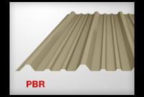 PBR wall panel