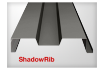ShadowRib wall panel
